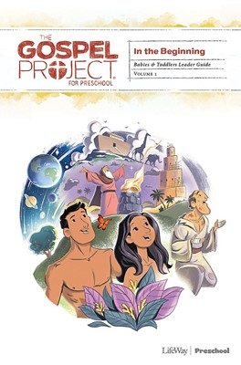 Gospel Project: Preschool Leader Guide, Fall 2018 (Paperback)