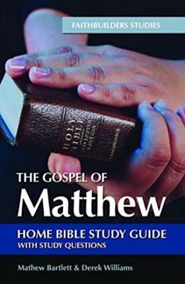 Gospel of Matthew, The: Bible Study Guide (Paperback)