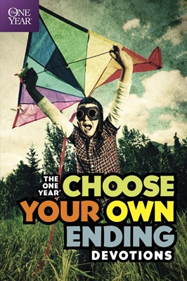 The One Year Choose Your Own Ending Devotions (Paperback)