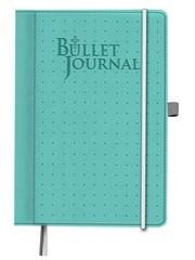 Bullet Journal, Tiffany Blue (Paperback)