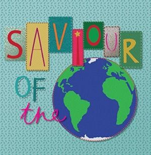 Pack of 6 (with envelopes) - Saviour of the World (Cards)