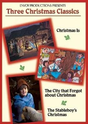 Three Christmas Classics DVD (DVD)