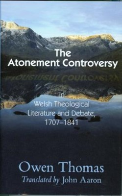 Atonement Controversy, The H/b (Cloth-Bound)