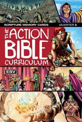 Action Bible Scripture Memory Cards CSB Quarter 2 (Cards)