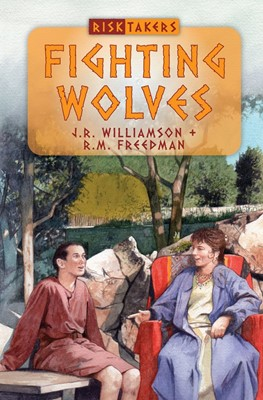 Fighting Wolves (Paperback)