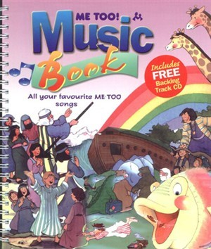 Me Too Music And Song Book (Sheet Music)