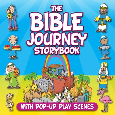 The Bible Journey Storybook (Novelty Book)