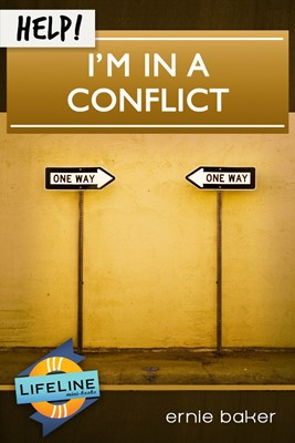 Help! I'm in a Conflict (Booklet)