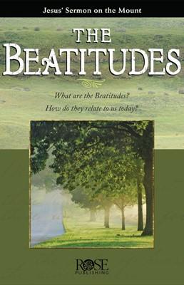 Beatitudes (Pamphlet)