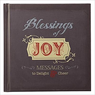 Blessings Of Joy (Hard Cover)