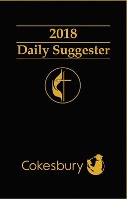 2018 United Methodist Daily Suggester (Hard Cover)