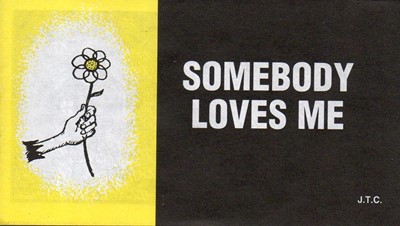 Tracts: Somebody Loves Me (Pack of 25) (Tracts)