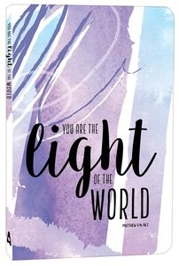 You Are The Light Of The World Journal (Paperback)
