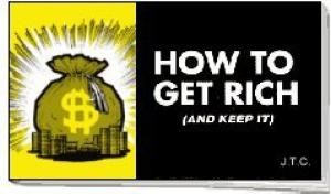 Tracts: How To Get Rich (Pack of 25) (Tracts)