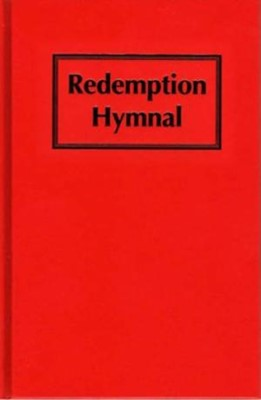 Redemption Hymnal LP Words (Hard Cover)