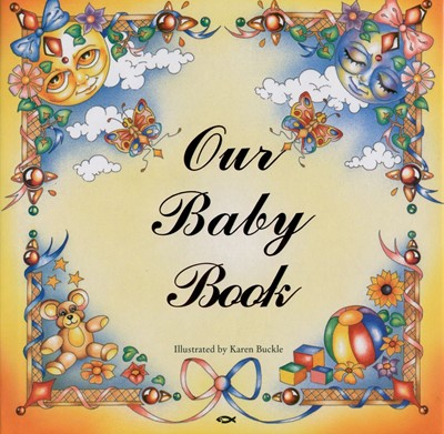 Our Baby Book (Hard Cover)