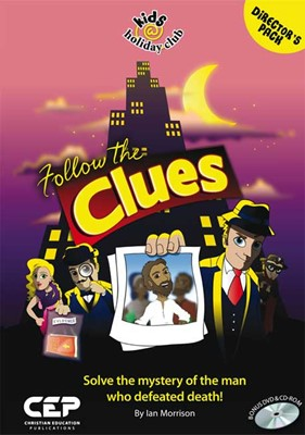 Follow The Clues (Directors Pack) (Mixed Media Product)