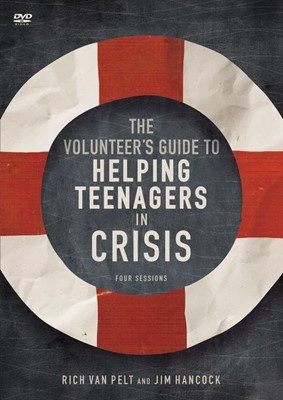Volunteer's Guide To Helping Teenagers In Crisis DVD (DVD)