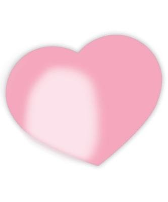 Color Changing Hearts Pkt of 10 (General Merchandise)