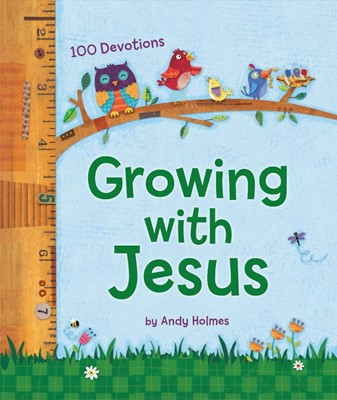 Growing With Jesus (Hard Cover)