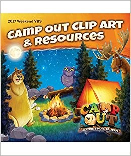 Camp Out Clip Art And Resources (Other Merchandise)