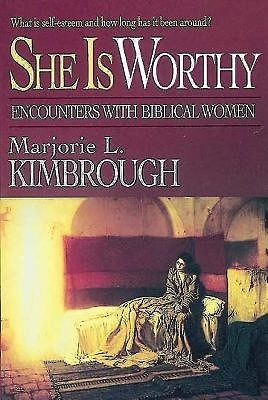 She Is Worthy (Paperback)