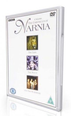 The Lion The Witch And The Wardrobe DVD (DVD)