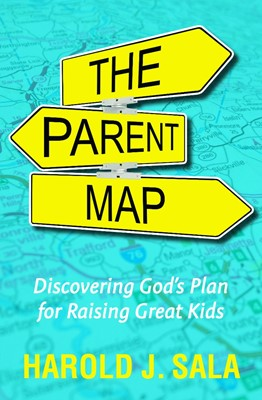 The Parent Map (Paperback)