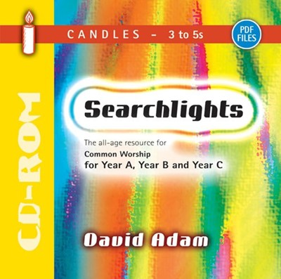 Searchlights Candles CD (CD-Audio)