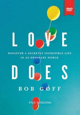 Love Does: A Dvd Study (DVD Video)