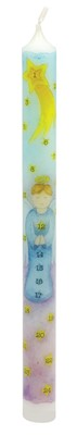 Angel Advent Candle (General Merchandise)