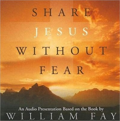 Share Jesus Without Fear, Audio Cd (CD-Audio)