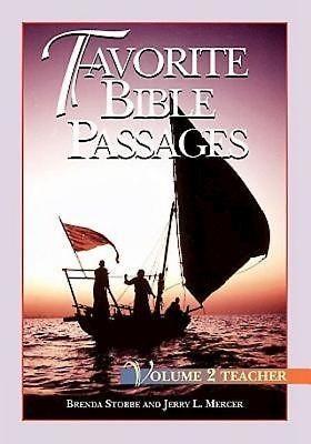 Favorite Bible Passages Volume 2 (Paperback)