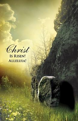 Christ Sunrise Easter Bulletin (Pkg of 50) (Loose-leaf)