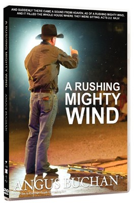 Rushing Mighty Wind, A DVD (DVD Audio)