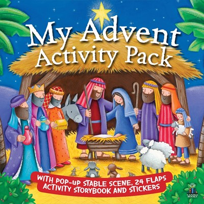 My Advent Activity Pack (Novelty Book)