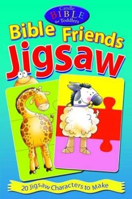 Bible Friends Jigsaw (Novelty Book)
