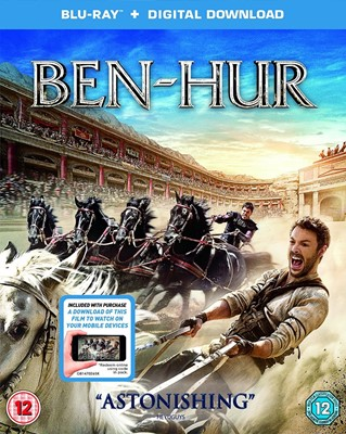 Ben Hur: Blu-Ray (Blu-ray)