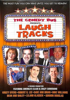 Comedy Bus Presents: Laugh Tracks DVD (DVD)