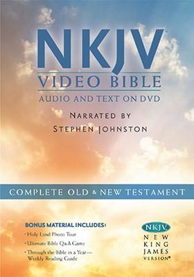 NKJV Video Bible DVD (DVD)