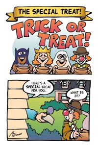 The Special Treat (Pack Of 25) (Tracts)