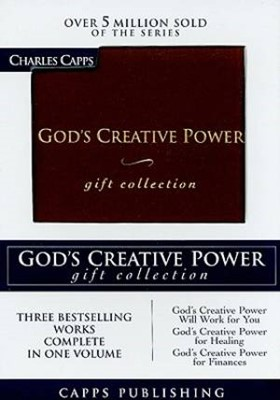 God's Creative Power Gift Edition (3 books in 1) (Bonded Leather)