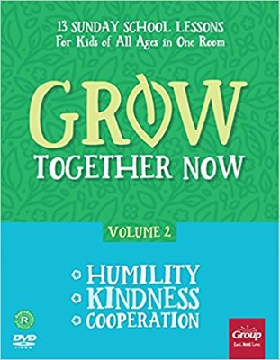 Grow Together Now Volume 2 (Paperback w/DVD)