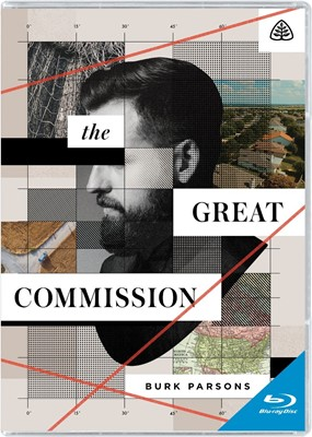 The Great Commission Blu-ray DVD (Blu-ray)