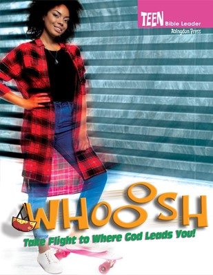 VBS 2019 Whooosh Teen Bible Leader with Music CD (Mixed Media Product)