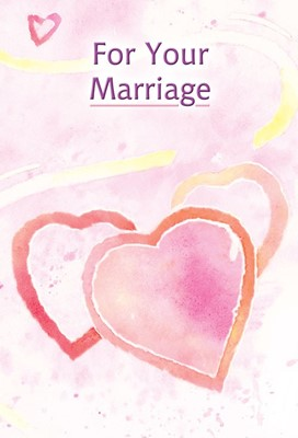 For Your Marriage (Hard Cover)