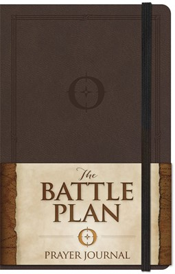 The Battle Plan Prayer Journal (Large Size) (Other Book Format)