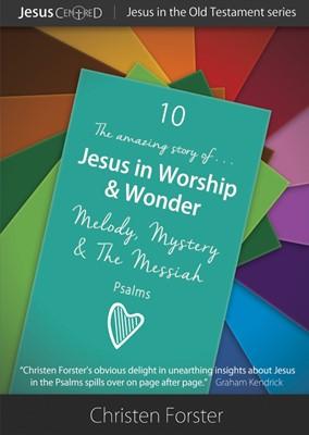 JinOT Volume 10: Jesus In Worship And Wonder (Paperback)