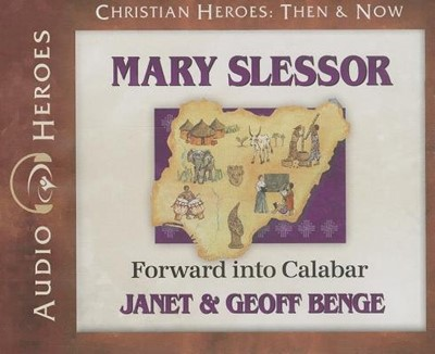 Mary Slessor (CD-Audio)