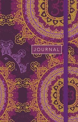 Star Floral Mandala, Sermon Notes Journal (Paperback)